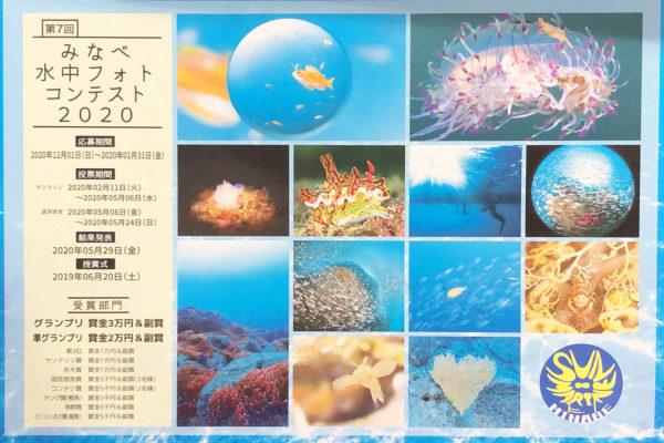 第7回 みなべ水中フォトコンテスト開催決定!!